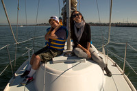Sailing with Ditzlers
